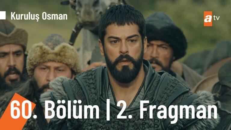 Kuruluş Osman 60. Bölüm 2. Fragmanı