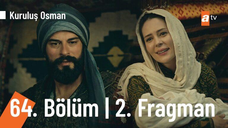 Kuruluş Osman 64. Bölüm 2. Fragmanı – Sezon Finali